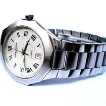 Baume & Mercier Geneve Riviera Automatic Dial Textured