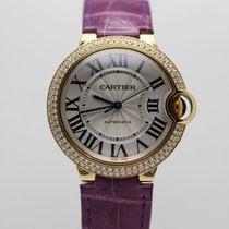 Cartier Ballon Bleu 36mm Rose Gold & Diamond