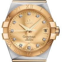 Omega Constellation Co-Axial Automatic 38mm 123.20.38.21.58.001