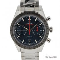 오메가 (Omega) オメガ (Omega) Speedmaster Co-Axial Chrono(NEW)