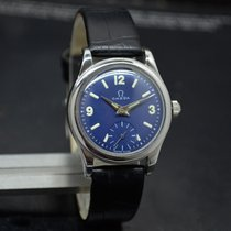 Omega SIDE SECOND MANUAL WINDING PREOWNED SWISS WRISTWATCH...