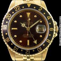 Rolex Gmt 16758 Color Change Dial 18k