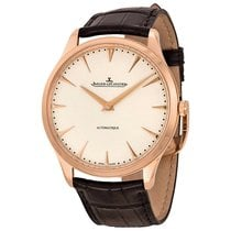 Jaeger-LeCoultre Master Ultra Thin Automatic Rose Gold Mens...