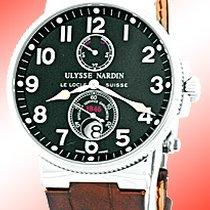 "Ulysse Nardin Gent's Stainless Steel  ""Maxi Marine..."