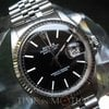 Rolex OYSTER PERPETUAL DATEJUST 1601 CADRAN NOIR BRACEL...