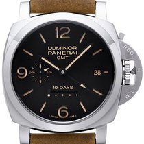 Panerai Luminor 1950 10 Days GMT Automatic Acciaio PAM00533
