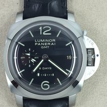 Panerai Luminor 1950 8 Days GMT Acciaio Ref. PAM00233