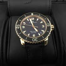 Blancpain Fifty Fathoms Rosegold