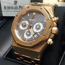 Audemars Piguet Royal Oak Pink Gold Chronograph