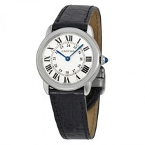 Cartier - Ronde Solo De Cartier,Kleines Modell, Ref. W6700155