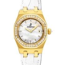 Audemars Piguet Royal Oak Lady's Yellow Gold with Diamond...