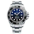 Rolex Sea Dweller Deepsea Mens Ref. 116660 DBL