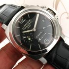 Panerai Luminor Pam 233 K GMT 8 Days Dot Indicator 1950 men watch