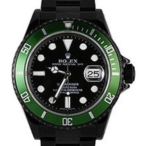 Rolex Used 16610_pvd Oyster Perpetual Submariner 50th Annivers...