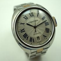 Cartier Cle de Cartier W2CL0002 steel/rose gold auto date