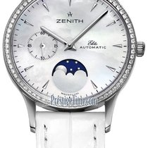 Zenith Elite Ultra Thin Lady Moonphase 33mm 16.1225.692/80.c664