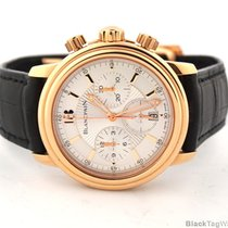 Blancpain Leman Automatic 18k Rose Gold 2185 Limited Edition...