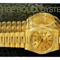 Rolex Booklet Ihre Rolex Oyster