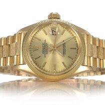 Rolex Datejust Lady 6927 26 mm Gelbgold Automatik [BRORS 14221]