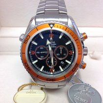 Omega Planet Ocean 2218.50.00 - Box & Papers 2008