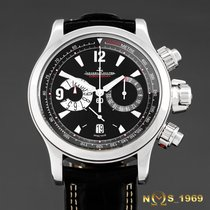 Jaeger-LeCoultre Master Compressor Chronograph Box & Papers