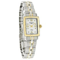 Raymond Weil Parsifal Ladies Mop Diamond Two-Tone Watch...
