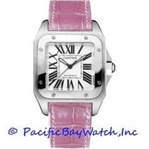 Cartier Santos 100 Ladies W20126X8