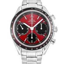 Omega 326.30.40.50.11.001 Speedmaster Racing Red Dial Men'...