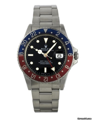 Rolex GMT Master 16750