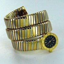 Bulgari Vintage Tri-color Serpenti Snake Watch