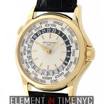 Patek Philippe Complications World Time 18k Yellow Gold 37mm...