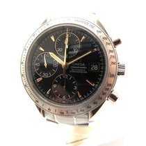 Omega Speedmaster Date Japan Special Edition White Fonts...