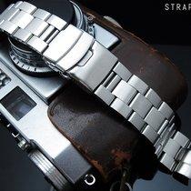 Seiko Super Oyster Watch Bracelet for SEIKO SNZF17, 03-Clasp