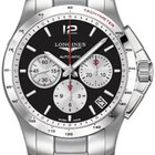 Longines Conquest Automatic Chronograph 44.5mm Mens Watch