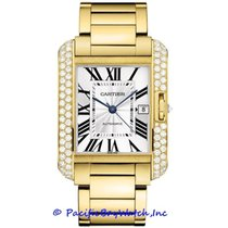 Cartier Tank Anglaise Men's WT100007 Pre-Owned
