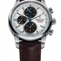 Maurice Lacroix Pontos Chronograph Retro Men's Watch