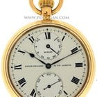 Patek Philippe 18k yellow gold Pocketwatch. Power reserve...
