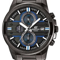 Casio EFR-543BK-1A2VUEF Edifice 47mm 10ATM