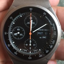 IWC Porsche Design ref. 3700 3702 Titan Chronograph