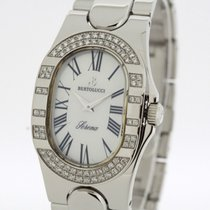 Bertolucci Serena MoP Dial Bezel with 76 Diamonds 0.67ct...