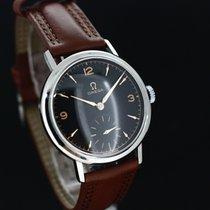 Omega Black dial Handaufzug Caliber 269 Top Zustand aus 1961