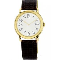 Piaget Men's Piaget Altiplano 18K Yellow Gold 90920 W/ Box