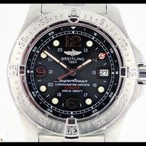 Breitling Superocean Steelfish automatic chronometre