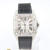 Cartier Santos 100 XL Diamond