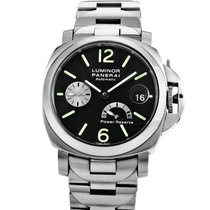 パネライ (Panerai) Luminor Power Reserve Men's Stainless Steel...