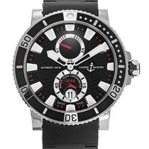 Ulysse Nardin Watch Maxi Marine 263-90-3-72