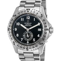Eterna G-s Watch118417411400178 Airforce Automatic W.R 120m...