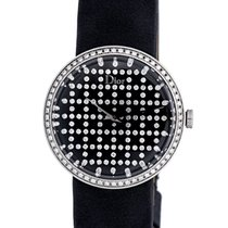 Dior La D de Dior 33MM Diamond Ladies Watch – CD042111A005