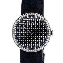 Dior La D de Dior 33MM Diamond Ladies Watch – CD042111A005