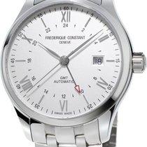 Frederique Constant Geneve Classics Index GMT FC-350S5B6B...